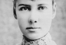 Nellie Bly undercover nut person in mental asylum