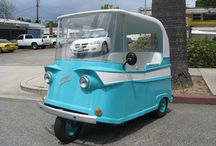 Microcars / Mostly vintage microcars from around the world.