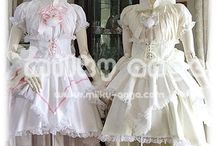 milky ange-Original Costume