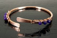 Diy wire rings and bangles