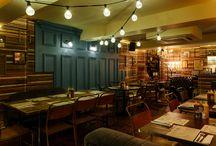Decor - Inspiration - Restaurant