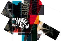 Graphic design / by Donatella Giusti
