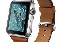 Apple Watch / Eine Uhr? Ja, die Zeit ansagen kann sie auch.