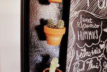 indoor/outdoor gardening; / by andie b.