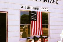 North See Vintage - Summer Shop / Andrew Martin's Summer Shop