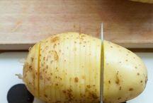 aardappels uit oven