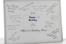 Special 21st Birthday Gift Ideas