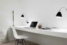Villa Morken - work space