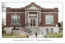 The Frederick Carnegie Library  / Another historical site, the Frederick Carnegie Library was built as a WPA project in 1915. Since then it has been updated and modernized, with a wide selection of books, magazines, and children's programs. During the summer months the library hosts a reading series for the children of the community, emphasizing on broadening their horizons.