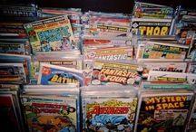 Comics  & Movies