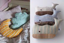 подушки шить