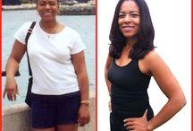 Before & After Pictures / 30 pounds lost. www.moniquebartlett.com