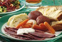 Saint Patrick's day Feasting / by Karen Mello