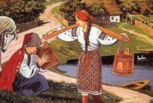 святки и народные обычаи народов