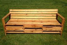 Pallet Ideas / Pallets Ideas, Designs, DIY, Recycled, Upcycled Pallet Plans And Projects.