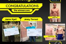 Round 3 Transform Me Challenge Winners! / See how these great challengers transformed their bodies!