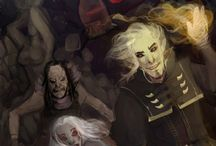My heroes / my heroes from games amd original stories