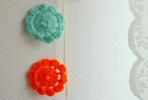 Crochet  - patterns samples