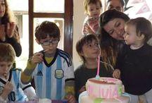 little bird birthday / primer cumpleaños #primer añito #pajaritorosa #rosa y blanco #arbolitos de madera #jaulitas de papel