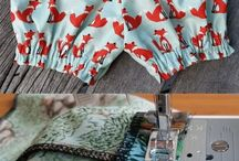 Sewing - baby patterns