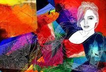 COLORS / colors of my digipaint