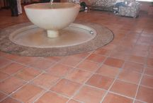 Cotto Tiles / Natural Hand-made Cotto tiles, pre-treated