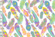 jersey fabric / by Suzanne Beaubien