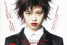 TOMOTOMO / 美容師のためのトレーニングマガジン