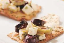 Mediterranean snack ideas