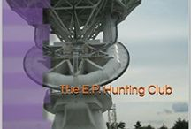 The EP Hunting Club - Book Series by LB Sedlacek / E.P. Huntington is just a maintenance guy for the GBT (Great Big Thing) and the other telescopes and labs at the National Radio Astronomy Observatory.  He and his friends get into all sorts of adventures in West Virginia.