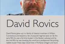 MUSIC PERFORMANCE: David Rovics / David Rovics grew up in a family of classical musicians in Wilton, Connecticut, and became a fan of populist regimes early on. By the early 90's he was a full-time busker in the Boston subways and by the mid-90's he was traveling the world as a professional flat-picking rabble-rouser.These days David lives in Portland, Oregon and tours regularly on four continents, playing for audiences large and small at cafes, pubs, universities, churches, union halls and protest rallies.