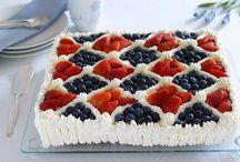 Mat/kaker/desserter  #julie