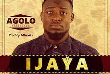 New Music: Ijaya - Agolo (Produced By Mbeatz)