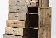 bygging av møbler