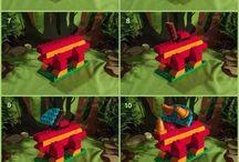 LEGO creaties