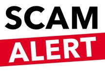 SCAM ALERT PLEASE READ!