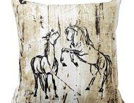 Cojines caballo