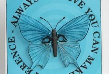 Butterfly you can make a difference / Ladies Day