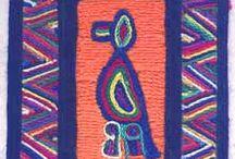 diseños en lana