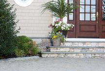 """curb appeal / a curb view that can really """"wow"""""""