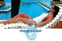 Swimming towards wellness! / MagnaPool is a unique pool filtration system combined with a blend of Magnesium and potassium.  / by MagnaPool --