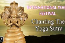 Chanting the Yoga Sutra
