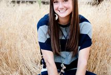 Senior pictures / by Amie Summers