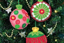 Christmas Ornaments / by Karen Thompson