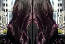 hair styles and colors / by Jessica Martinez