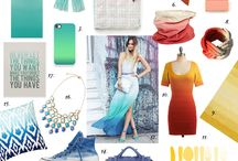 creative ideas with ombre / we love ombre and here's some ideas that we want to remember