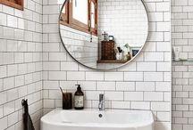 TILES & MOSAICS / For kitchen, bath, floors, garden,art, table tops, etc.