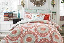 Bedding / by Melinda Rhoads Tarrant