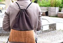 Handmade mit Kork (Stoff) / Produkte aus Korkstoff