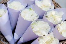 Cones for confetti
